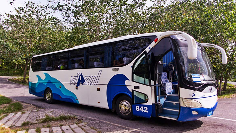 how to avoid the viazul bus in Cuba