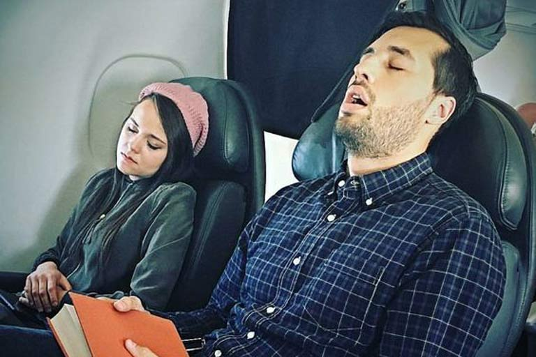 Make Flying Budget Airlines Comfortable