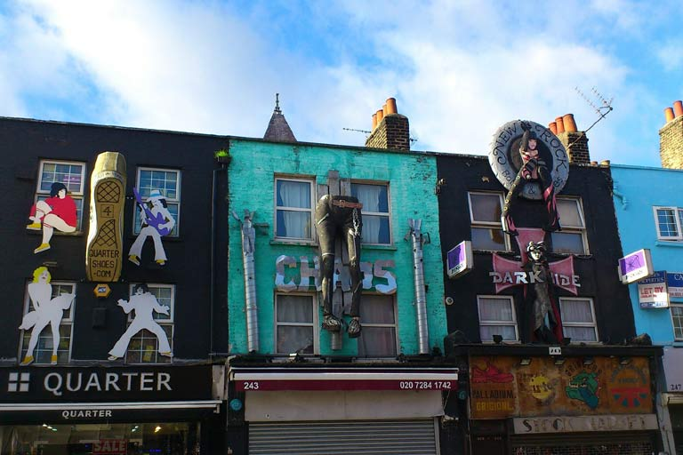 House Sitting in Camden London