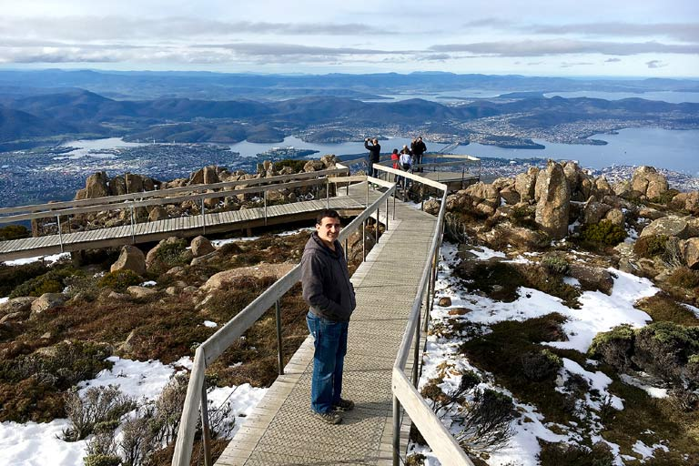 Mount Wellington Tasmania