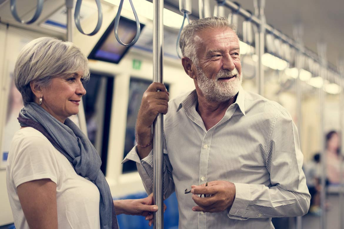 Grey Gap Year for Over 50s