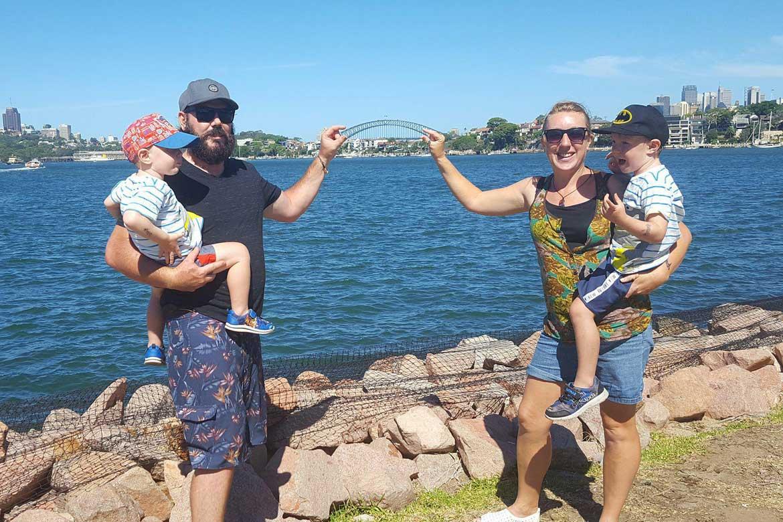 House Sitting Family From Australia