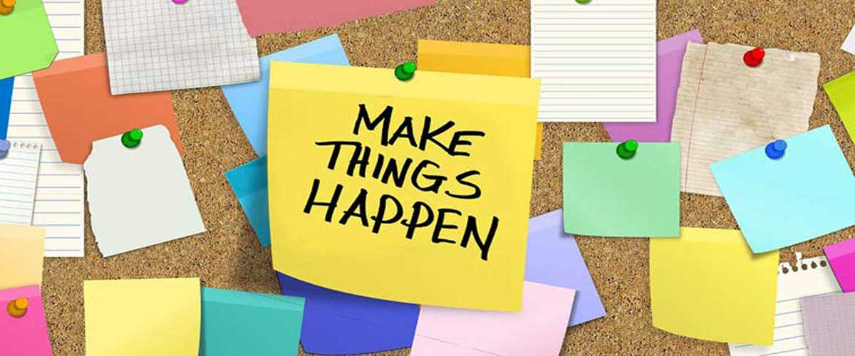 Make Things Happen House Sitting