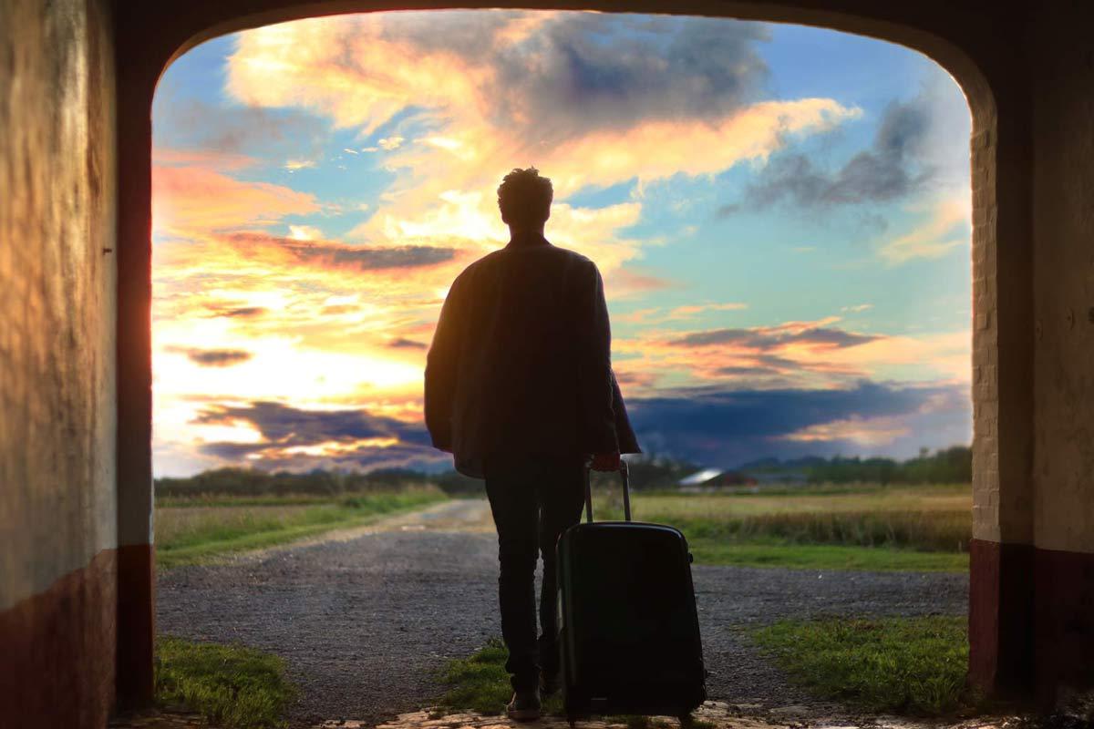 downsizing to travel