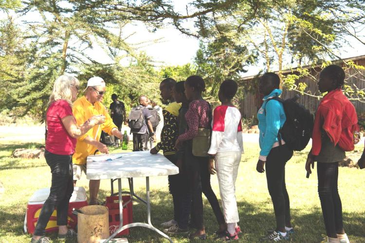 House sitting in Kenya - community meetup