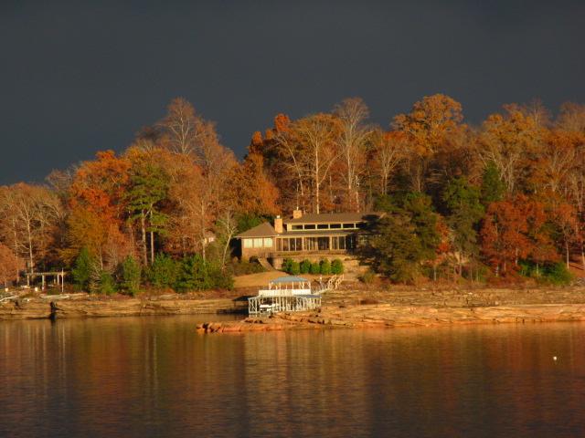 Lewis Smith Lake House