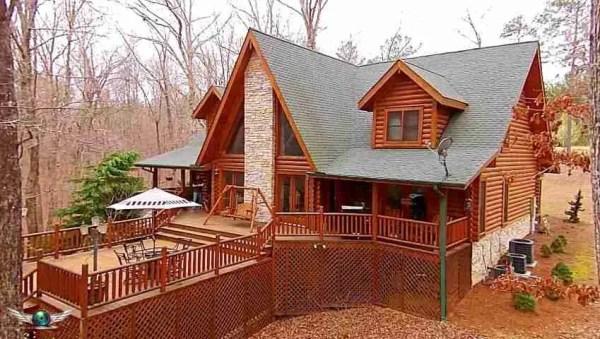House on Smith Lake