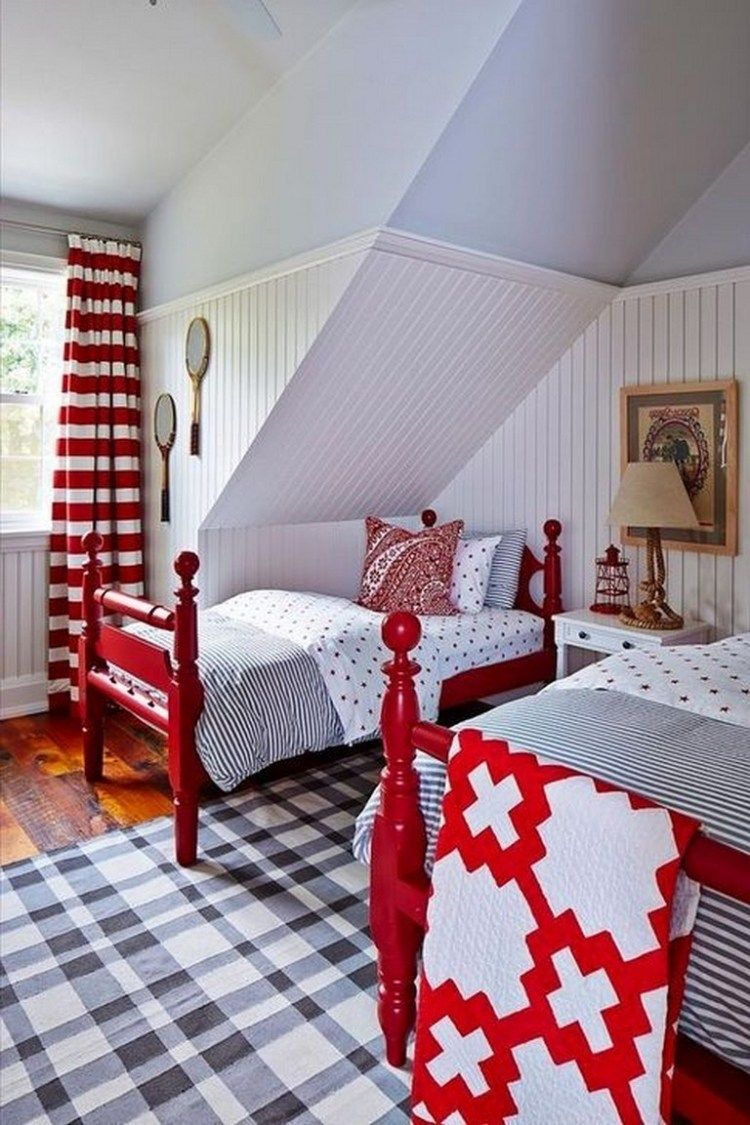 45 Stunning Red Bedroom Designs Ideas For Couple Page 32 Of 50