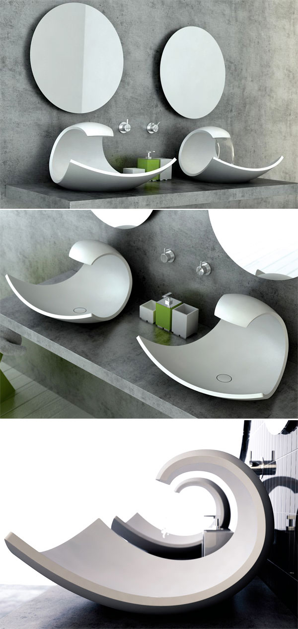 20 Futuristic Bathroom Sinks That Youve Never Seen