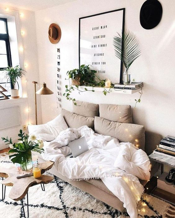 37 Cool College Apartment Decor Ideas That Your Must Know
