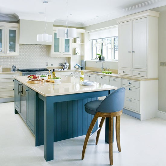 Painted kitchens   Painted kitchens - 10 of the best   Kitchen design   PHOTO GALLERY   Beautiful Kitchens