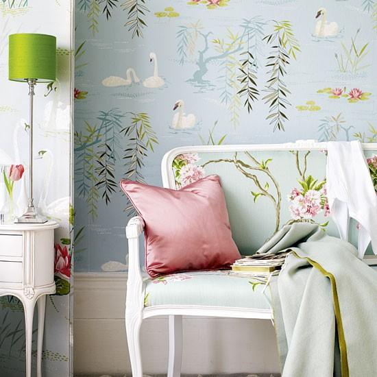 Bedroom sofa | Decorating ideas | Image | Housetohome