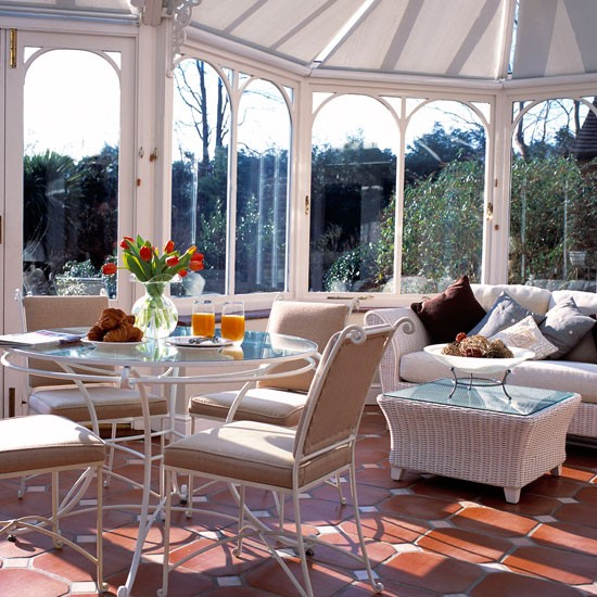 Garden room conservatory | Conservatories | Conservatory decorating ideas | PHOTO GALLERY | Housetohome.co.uk