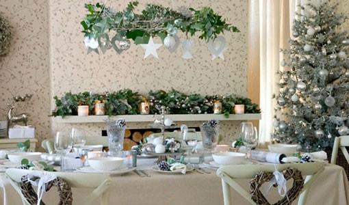 10 Christmas dining room looks