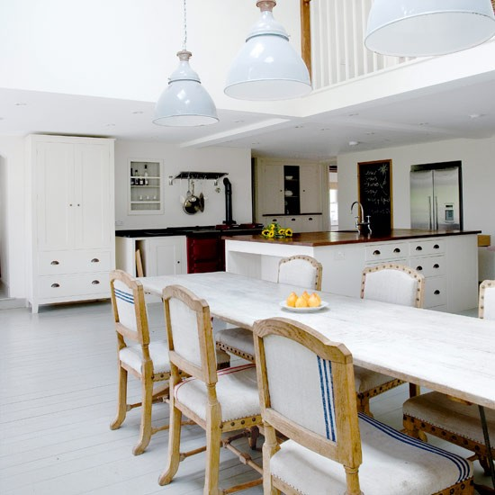 Plain English kitchen | Kitchen-diner ideas - 10 of the best | Kitchen planning | Beautiful Kitchens | PHOTO GALLERY