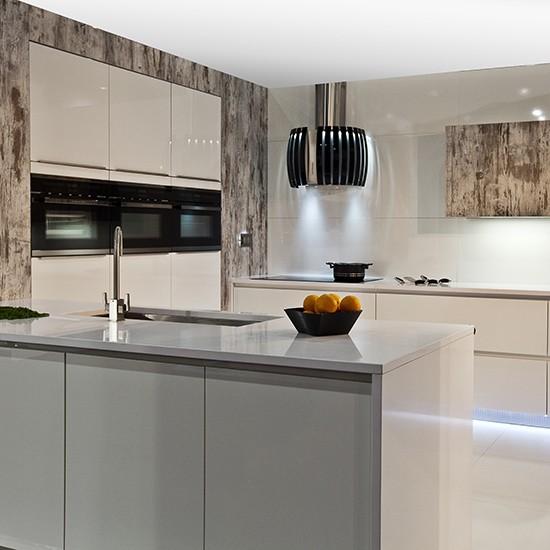 Mark David's Brion Pure with Montana kitchen | Kitchen ideas from Mark David | Housetohome.co.uk
