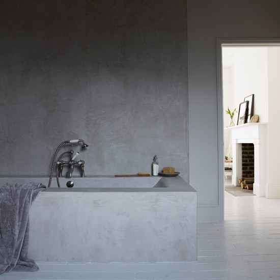 Bathroom | Cool, calm renovation house tour