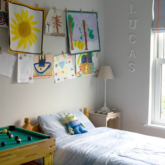 Child's bedoom | PHOTO GALLERY | Style at Home | Housetohome