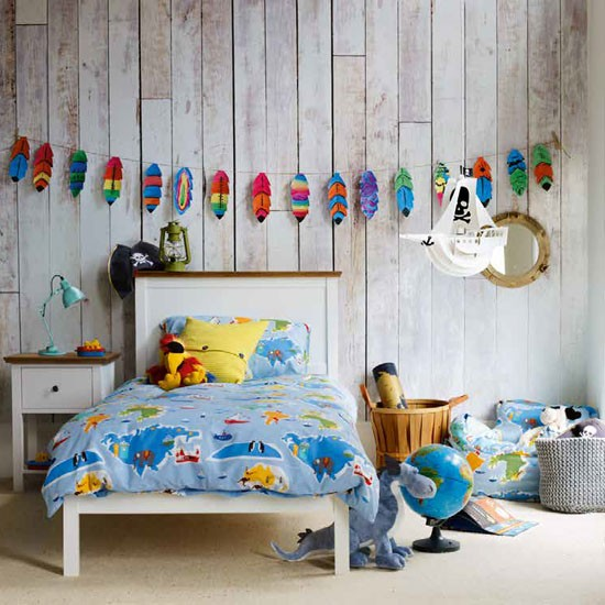 John Lewis children bedroom gallery: Pirate bedroom