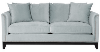 Chloe Macy s sofa   House To Home Blog  Zgallerie