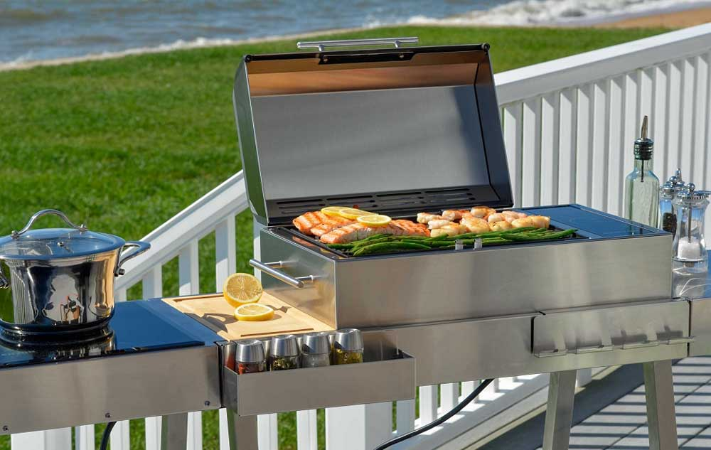 best electric grill for outdoor reviews