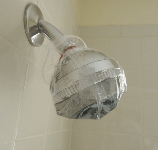How To Clean A Shower Head And Why You Should Housewife How To S