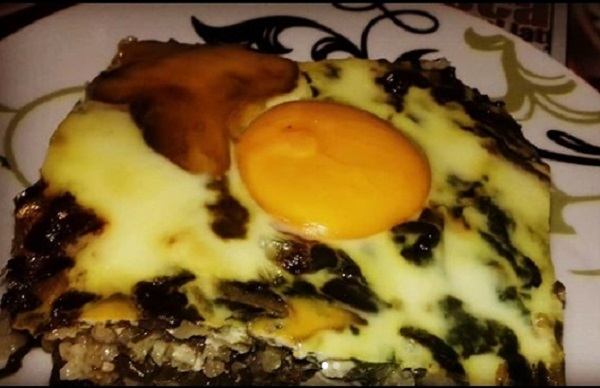Spinach Casserole with Cheese (Paleo, Low-Carb) Recipe