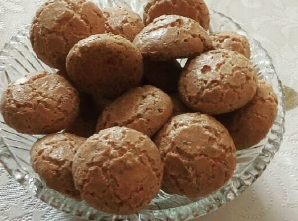 Cinnamon Cocoa Cookies! Low-Carb and Gluten-Free Recipe