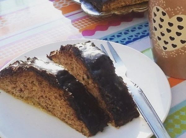 One Meal Bread! Sweet Low-Carb Chocolate Bread Recipe