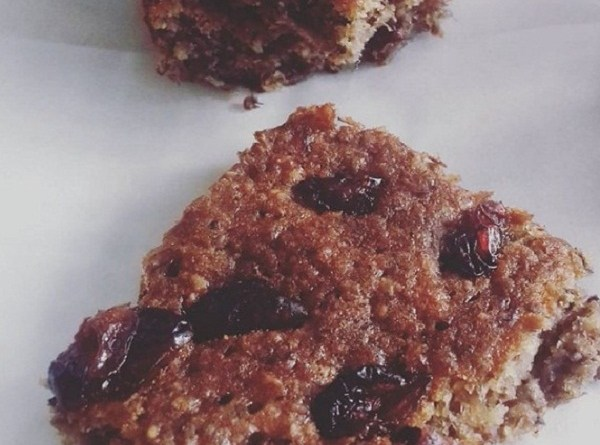 Choco-Berries Bars, Healthy and Easy Low-Carb Snack