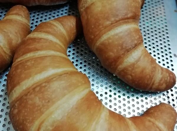 Gluten Free Croissants with Egg Wash (Sugar Free Recipe)