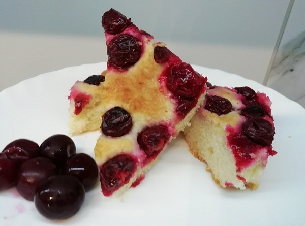 Cherry Clafoutis Gluten-Free Version Easy and Fabulous