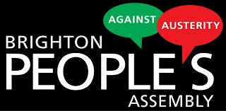peoples Assembly Brighton logo