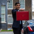 Chancellor of the Exchequer Rishi Sunak presents his first Budget. Courtesy of HM Treasury.