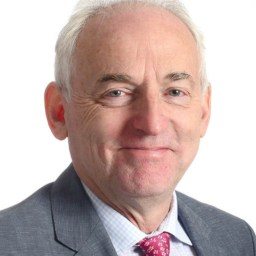 Dr Chris Handy, the outgoing chief executive of Accord Housing Association.