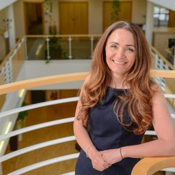 Caroline Wallace who has been appointed as finance director of Bernicia Homes, pictured at their Ashington HQ.