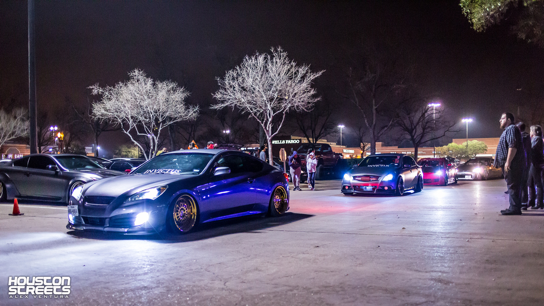 Eat Sleep Car Meet Houston Streets - Car meet