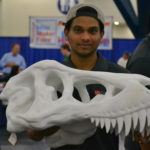 Houston Maker Faire - Cosine T Rex