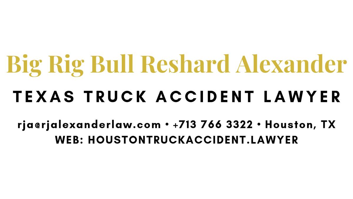 Best 18 Wheeler Accident Attorneys Houston Tx