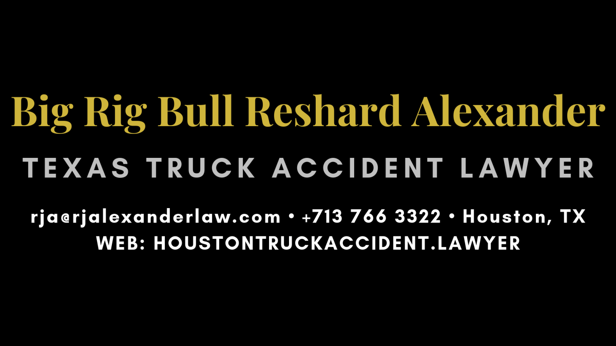 houston truck accident lawyer