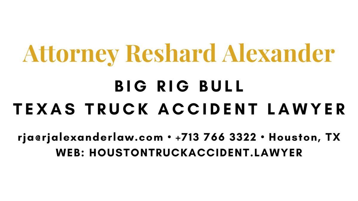 best houston truck accident lawyer