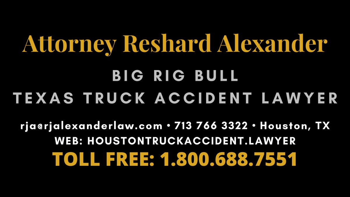 best texas truck accident lawyers