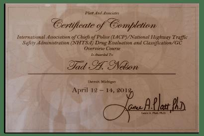 Drug Evaluation
