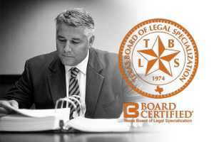 Board Certified DWI Lawyer Tad A Nelson