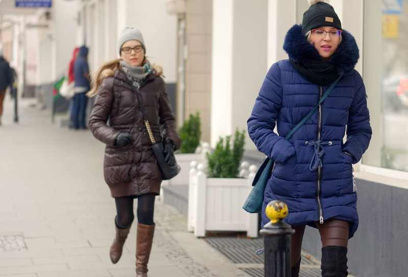 How to Look Cool with Puffer Jacket in This Season