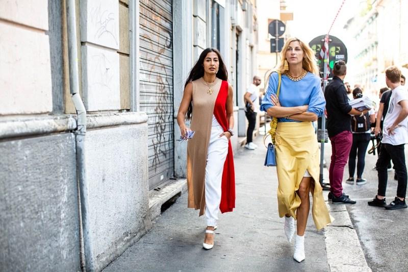 Fashion Women Girls Street Style Beauty