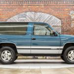 1992 Chevrolet Blazer Silverado 5 Speed Manual 4x4