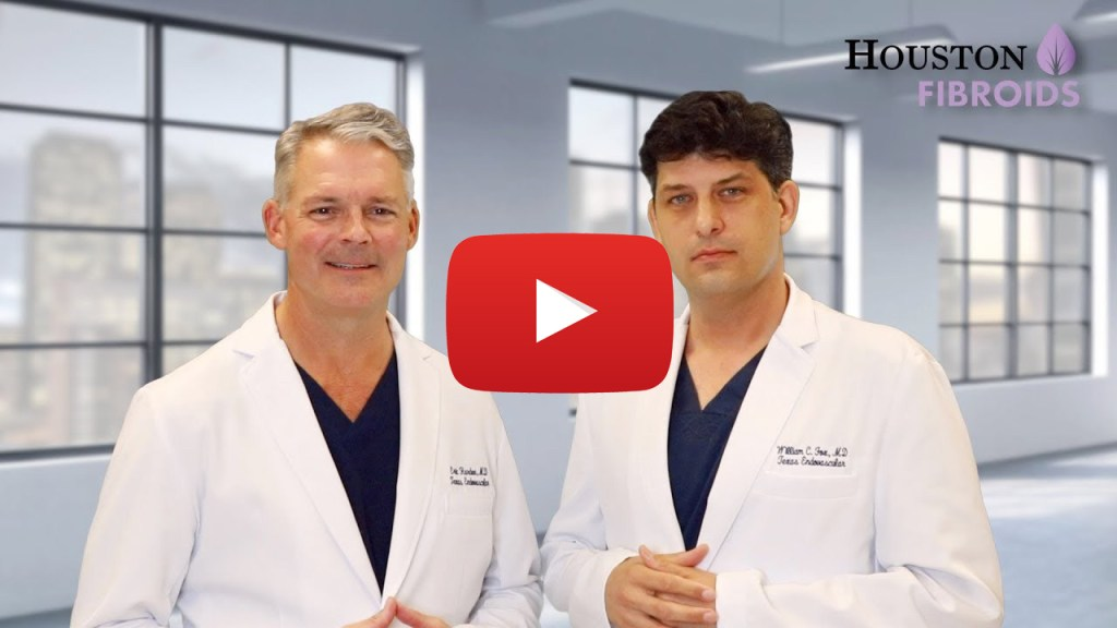 Houston Fibroids: Dr. Hardee and Dr. Fox