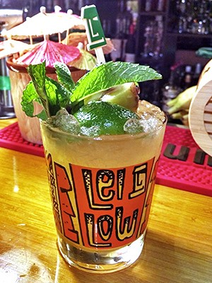 Lei Low Mai Tai