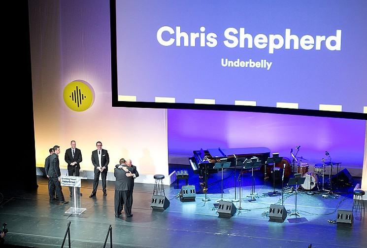 Chris Shepherd James Beard